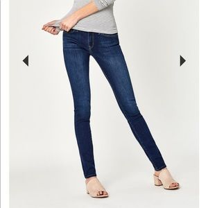 Mavi Alexa Ankle Mid-rise skinny legging jeans 27